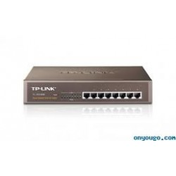TP LINK 8 Port Gigabit Rackmount Switch