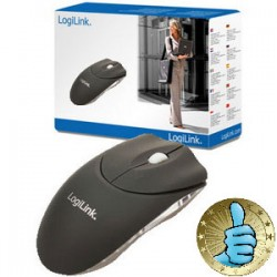 LOGILINK Laser Mouse USB & PS2