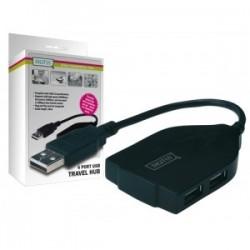 DIGITUS Self Powered USB Hub 4 Port