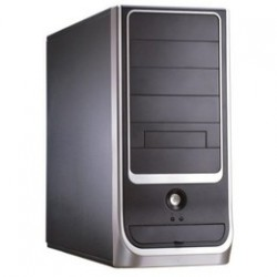 LOGON ATX MDI Tower Case with 450W Power Supply