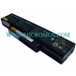 CLEVO M661N series battery