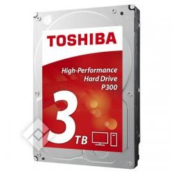 TOSHIBA HDD 3TB