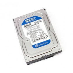 WESTERN DIGITAL HDD NB 320GB