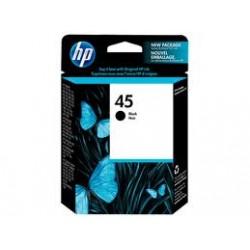 HP 45 Large Noir