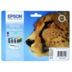 INK Epson T0715 MULTIPACK