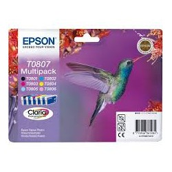 INK Epson T0807 MULTIPACK
