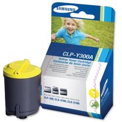 Toner Samsung CLP-Y300A YELLOW