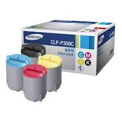 Toner Samsung CLP-P300C *Value Pack*