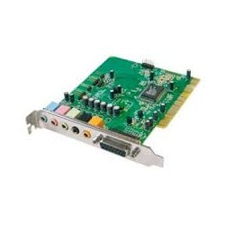 LOGILINK  6-CHANNEL PCI 5.1 SOUND CARD