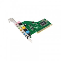 LOGILINK PCI 7.1 SOUND CARD