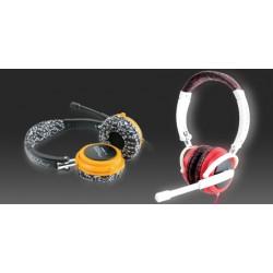 Headphones multi-colors