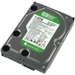 WESTERN DIGITAL HDD 1TB