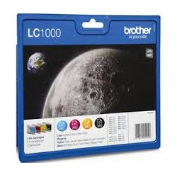 BROTHER LC-1000BK BLACK